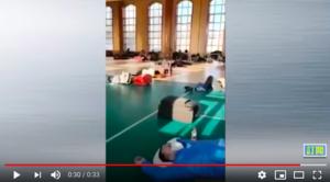 【現場影片】中俄陸上通道關閉 綏芬河建方艙