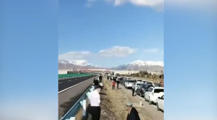 【一線採訪】新疆爆疫情被封 超市被搶空
