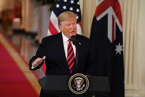 特朗普:要一份完整中美協議 不要部份協議