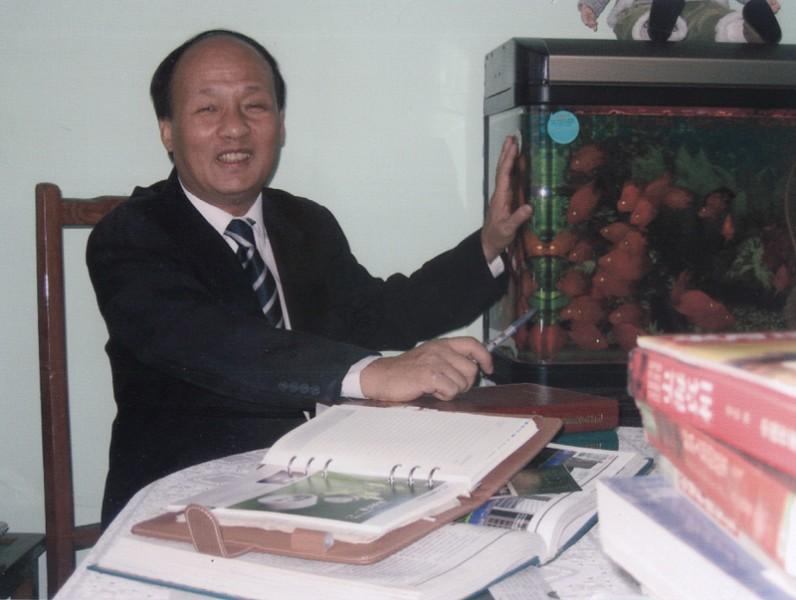 上海維權律師鄭恩寵(大紀元)