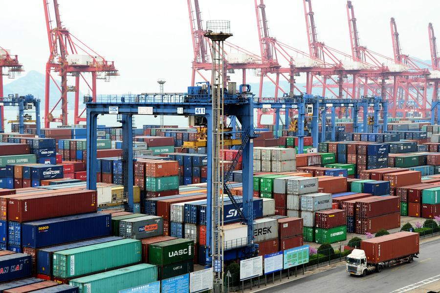 貿易戰效應 中國至美國商品運費上漲逾一倍