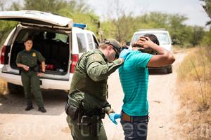 90名中國人入境美國被拒 328人偷渡被捕