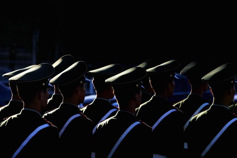 圖為示意圖。(Guang Niu/Getty Images)