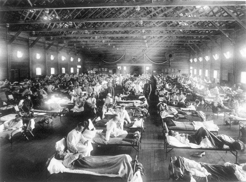 【歷史上的瘟疫】最致命的感冒:1918大流感
