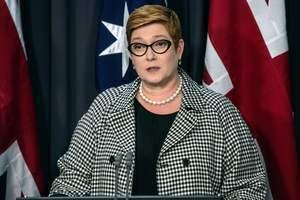 澳外交關係新法生效 維州一帶一路或被廢