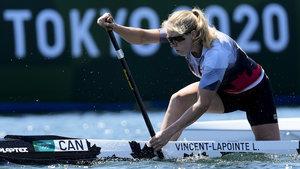 東奧8.4|女單200米划艇  加選手進半決賽