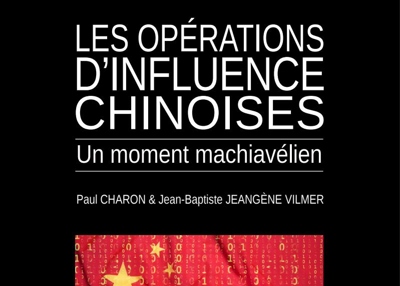 法國國防部下屬研究機構發布646頁報告,揭露中共滲透全球。圖為報告封面截圖。(法國軍事學院戰略研究所(IRSEM))