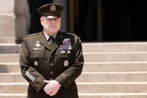 美最高將領被曝秘通北京 魯比奧要求解僱米利