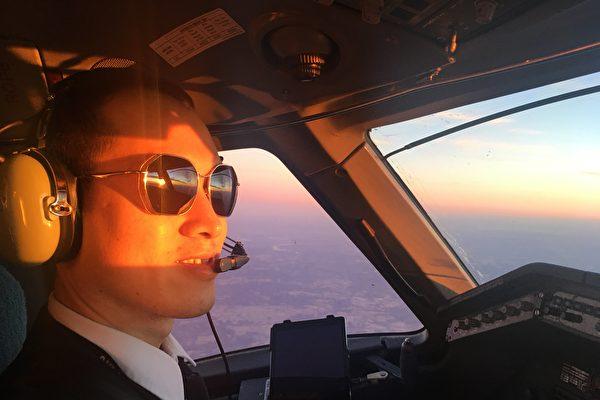 超越苦難 中國小伙延續飛行夢