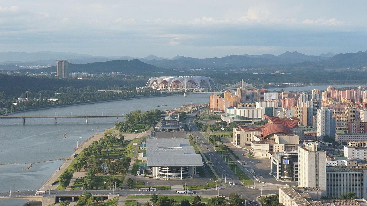 圖為北韓平壤。(Uri Tours/維基百科)