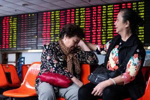 中國明星企業遭嚴管後 核心資產蒸發20萬億