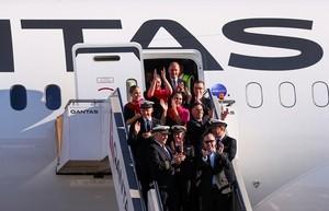 紐約飛悉尼近20小時 澳航完成世界最長航程