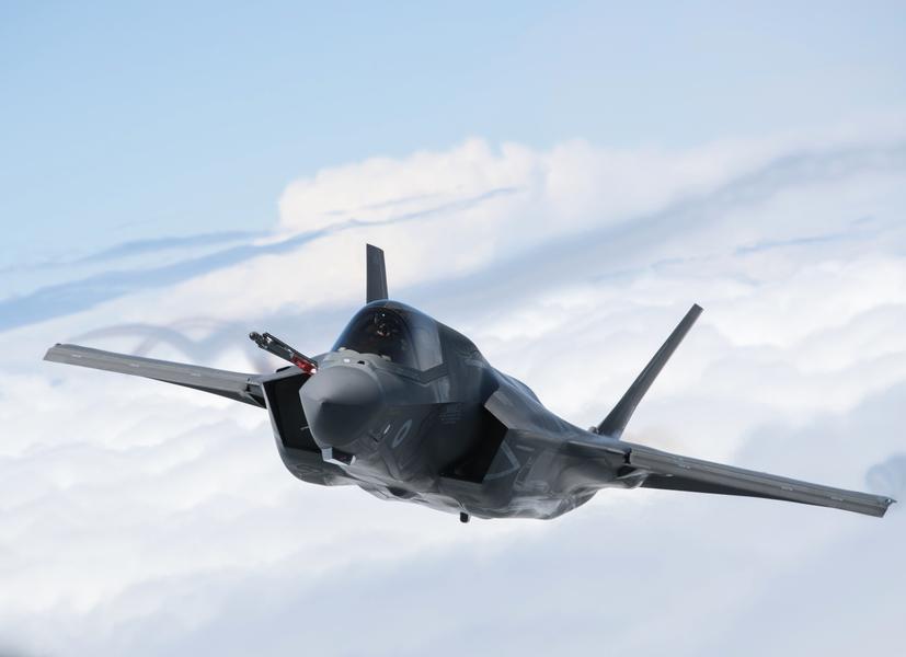 F-35s戰機如何讓美軍兩棲作戰獲海上優勢