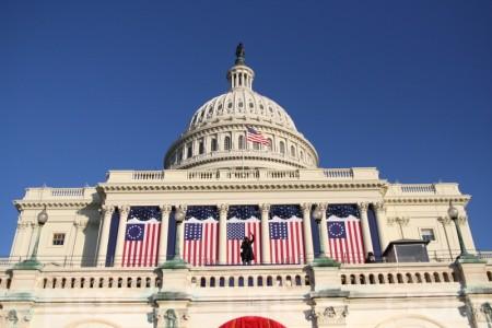 6月3日,美國「應對中共當前危險委員會」(Committee on the Present Danger: China, CPDC)在國會山舉行研討會。圖為美國國會大樓。(李莎/大紀元)