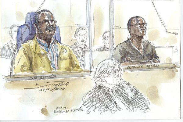 盧旺達前官員 因種族滅絕罪判終身監禁