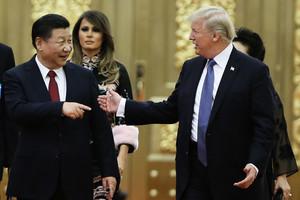 特朗普:中國經濟惡化 中共急於與美達成協議