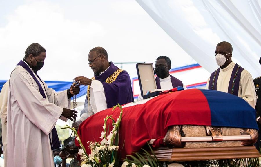 海地總統侍衛長被捕 疑有更多內部人士涉案