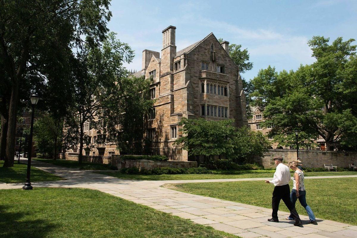 耶魯大學(Yale University)(Craig Warga/Bloomberg/Getty Images)
