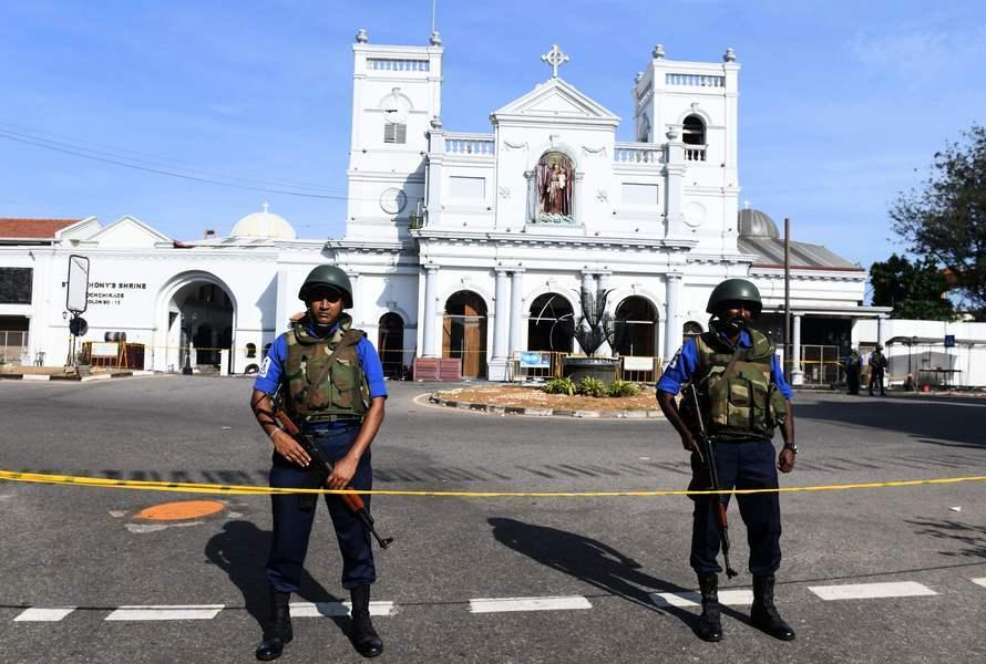 斯里蘭卡爆炸案逾300人死 IS宣稱犯案