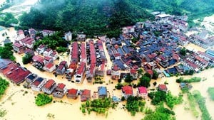 颱風襲大陸 48死21失蹤 民批官瞞災情