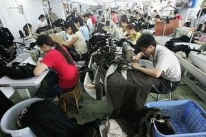 訂單消失 珠三角近八成中小企業遇問題