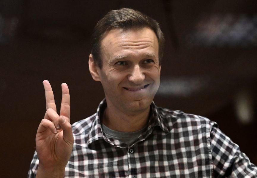 納瓦尼被下毒並監禁 美歐制裁俄官員和實體