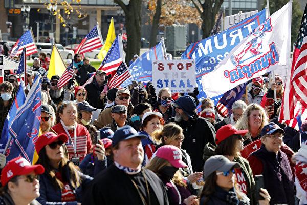 特朗普支持者DC遭襲 眾議員促舉行聽證調查
