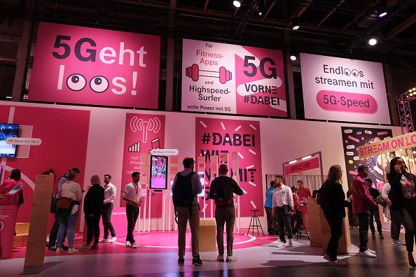 德國社民黨議會黨團再次呼籲,德國5G建設必須排除華為。(Sean Gallup/Getty Images)