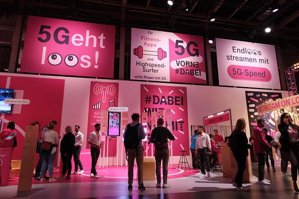 德國執政黨:應排除華為參與5G建設