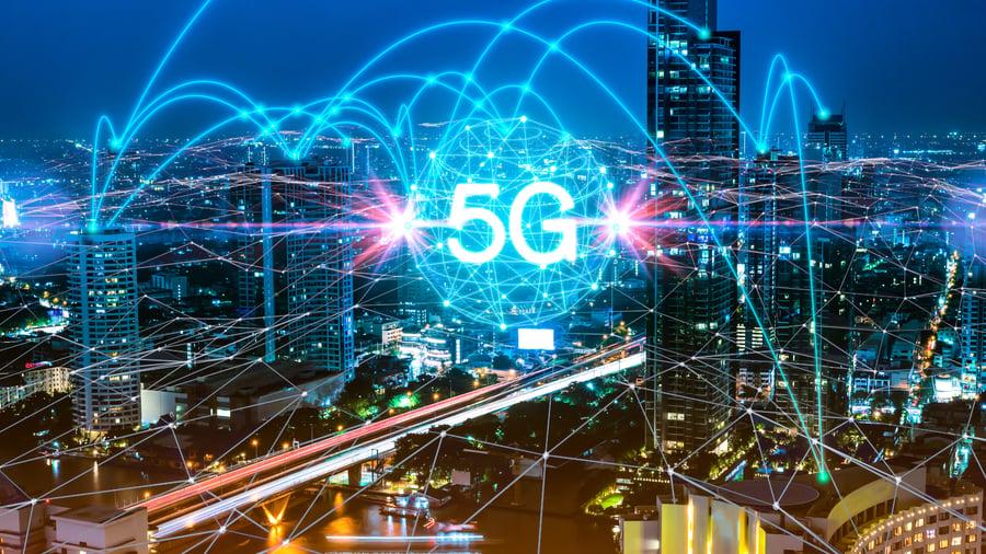 新發明:天線可望取代電池 5G網絡變無線電網