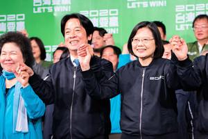 程曉容:六十國賀蔡英文勝選 中共輸在哪裏?