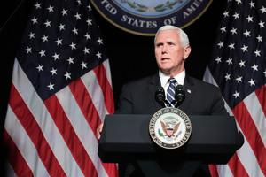 彭斯:美國倡導信仰自由 中國必須改變