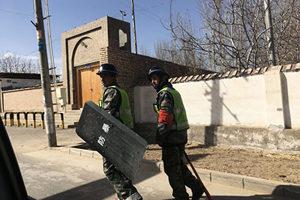 美國宣佈對新疆侵犯人權官員實施簽證限制