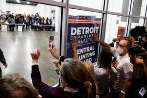 密歇根將舉行聽證會 調查底特律點票問題