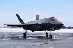 美日澳關島軍演 首次部署F-35A隱形戰機