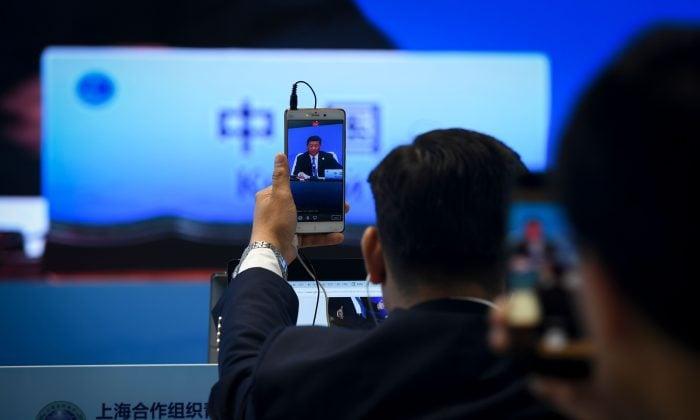 中共不對等「媒體戰」輸出海外 引各國警惕