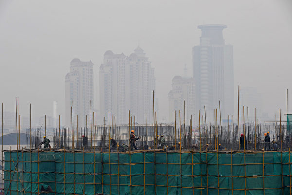 中國4月經濟數據全面回落 內循環堪憂