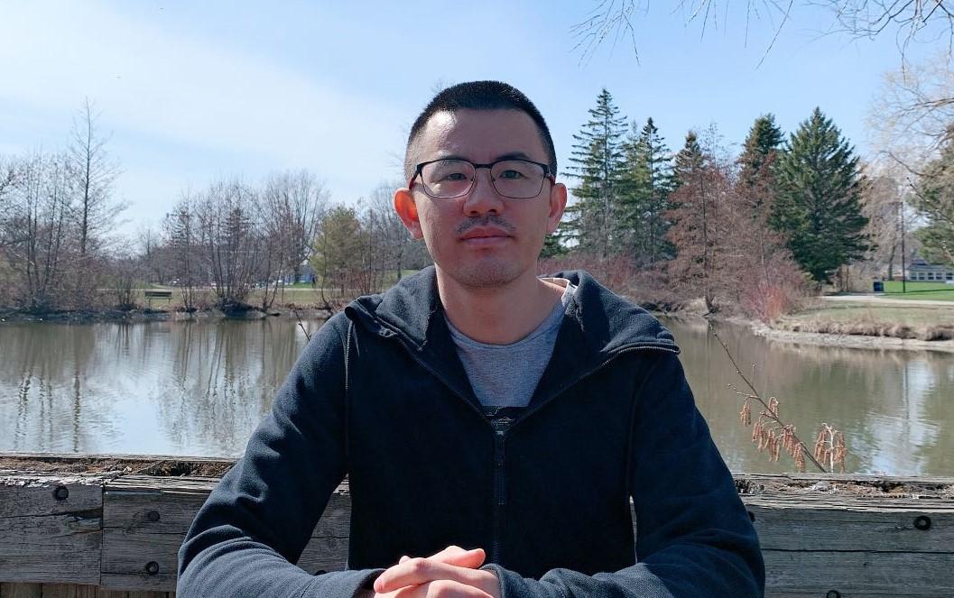 張真瑜從事媒體工作10年,曾是鳳凰網記者。(本人提供)