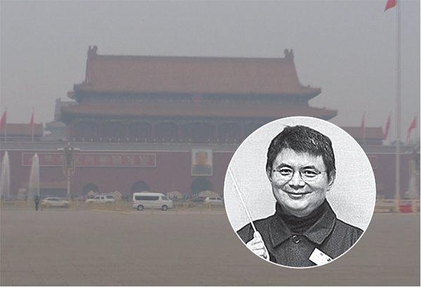 據傳,肖建華目前被軟禁在中國大陸。(大紀元合成圖)