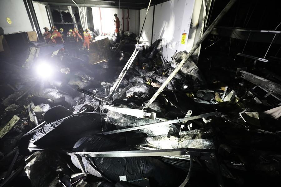 浙江污水罐倒塌致9死 親歷者講逃生經過