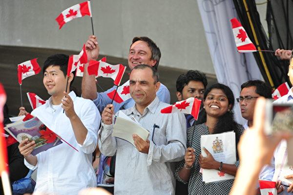 加拿大新移民計劃 未來三年將增收百萬人