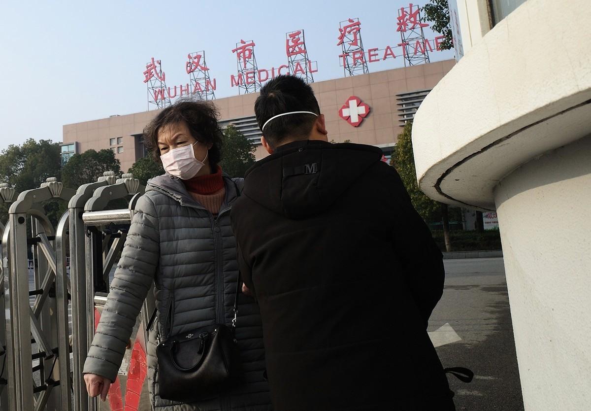 世衛宣佈將於1月22日舉行緊急會議,以確定中國爆發的中共肺炎(俗稱武漢肺炎、新冠肺炎)疫情是否構成「國際關注的突發公共衛生事件」。(NOEL CELIS/AFP via Getty Images)