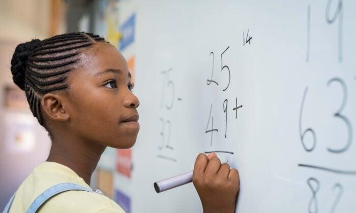 學習自我控制能力的孩子可以控制自己的思想、感情和行為,這是成功生活的基礎。(Shutterstock)