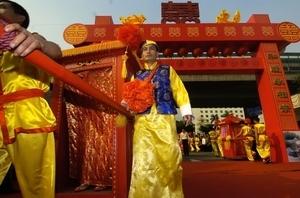 結婚率創近十年新低 啥是中國人婚姻絆腳石?