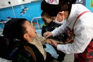 河南焦作一幼兒園老師投毒 23名幼兒中毒