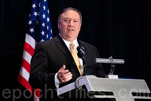 蓬佩奧:中共威脅美國生存 拜登須面對