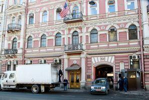 白宮通知國會 準備關閉最後兩個駐俄領事館