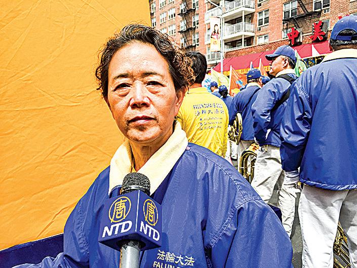 北京法輪功學員孔維京親自參加過1999年的「4·25」和平大上訪,並隨朱鎔基進入信訪局反映情況。(大紀元資料)
