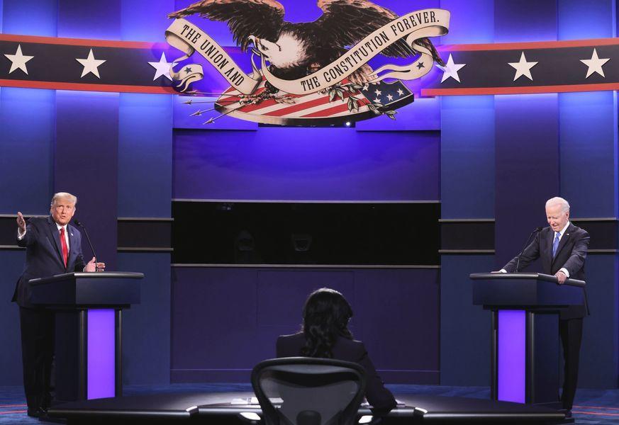 田雲:事實勝雄辯 特朗普拜登辯論看點何在