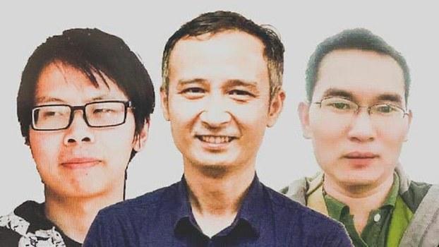 日前,「長沙富能」公益組織的三名員工遭秘密判刑。(推特圖片)
